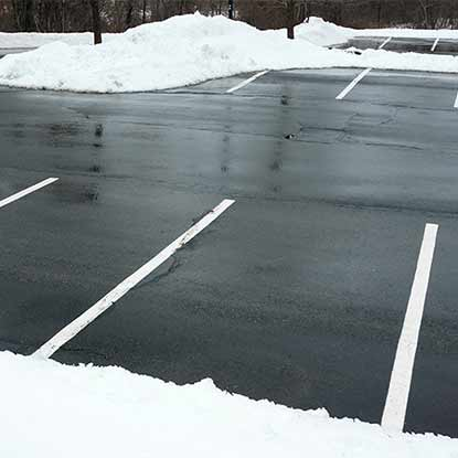 Parking Lots, Private & Public Driveways