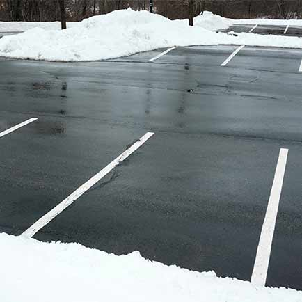 Parking Lots & Driveways
